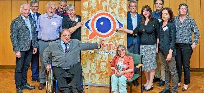 Die Mitglieder des NÖ Monitoring-Ausschusses